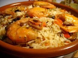 plat cuisiné au four recette plat de riz au four choumicha cuisine marocaine