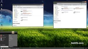 theme de bureau windows 7 windows xp royale blue and zune themes for windows 7