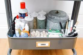 ikea raskog utility cart organizing craft supplies with ikea s raskog utility cart little