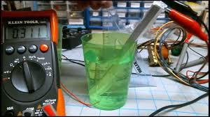 Bathtub Water Level Sensor How To Make A Capacitive Water Level Sensor Youtube