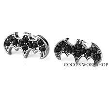 batman earrings batman earrings ebay