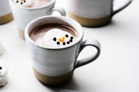 snowman marshmallows snowman marshmallows make hot cocoa even cuter simplemost