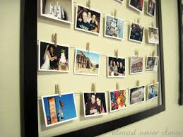Wall Picture Frames by The Modern Collage Frame Almost Never Clever
