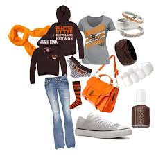 brown s day 45 best cleveland browns fashion style fan gear images on