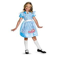 girls halloween costumes alice in wonderland kmart