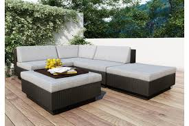 Sectional Outdoor Patio Furniture -
