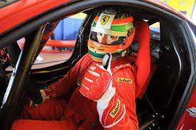 Ferrari 458 Challenge - ferrari 458 italia challenge with stefano gai at monza circuit