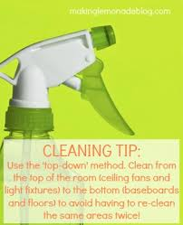 cleaning tips 31 quick spring cleaning tips making lemonade