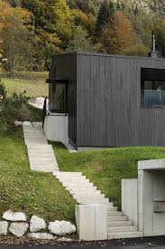 Slope House A Sight To Behold A Stable House On A Steep Slope This Group Of