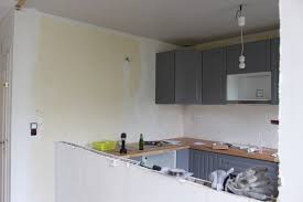 combien de temps pour monter une cuisine ikea maison 5 avant après la cuisine