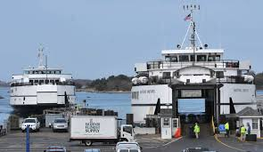 residents fight state approval of woods hole ferry terminal