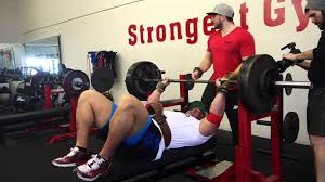 Powerlifting Bench Workout Hypertrophy Powerlifting Bench Workout Youtube