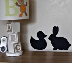 how to make shadow animal wall stickers elle cherie how to make shadow animal wall stickers