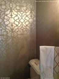 metallic paint on furniture modern masters cafe blog