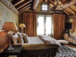 Rustic Chic Bedroom - bedroom rustic bedroom design ideas with neutral touch modern new