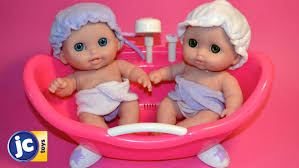 baby dolls bath time lil cutesies twin baby dolls baby dolls bath