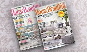 house beautiful subscriptions house beautiful subscription groupon goods
