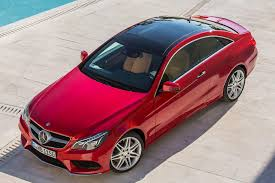 mercedes e class coupe 2014 mercedes e class overview cars com