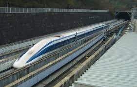 Japanese maglev train world 39 s fastest bullet train jrailpass