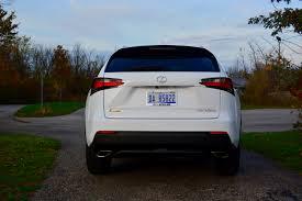 lexus minivan 2016 lexus nx 200t f sport review