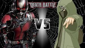 ant man shino aburame death battle fanon wiki fandom