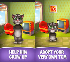talking tom ios android windows phone