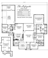 Madden Home Design The Lafayette - Madden home designs