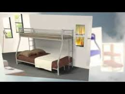 Amart Bunk Beds by Metal Bunk Beds Youtube