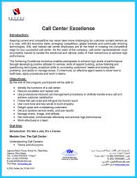 Resume Sample For Call Center by Create Charming Call Center Supervisor Resume With Perfect Structure