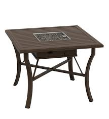 tropitone fire pit table reviews fire pits