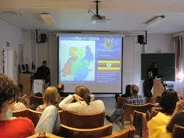 Uganda Flag Colours Friendship Telemark Uganda May 2010