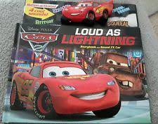 book disney toy cars ebay