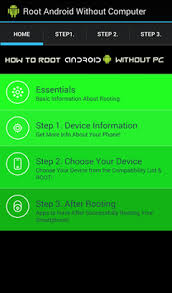 root android phone without computer how to root without pc