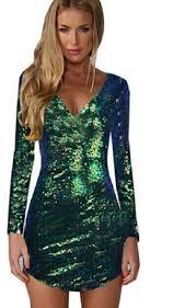 green sequin mini dress dress yp