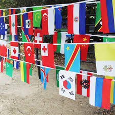 Festival Of Flags Amazon Com G2plus 82 Feet 8 2 U0027 U0027 X 5 5 U0027 U0027 International String