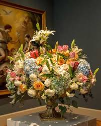 florist st louis in bloom at the louis museum