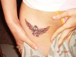 9 best small angel wing tattoos for women images on pinterest