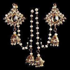 jhumka earrings online buy gold plated kashmiri jhumka earrings online best prices in