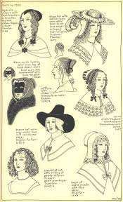 men hairstyles of the 17th century image result for seventeenth century headdress 17th century