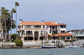 on the newport beach bay cruise we could always recognize john