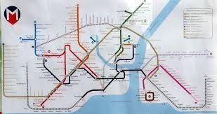 Map Of Istanbul Bağcılar Kabataş Tram Istanbul Turkey