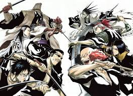 bleach all colour but the black tite kubo zerochan anime image board