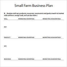free business plan template pdf simple business plan template small business plan template