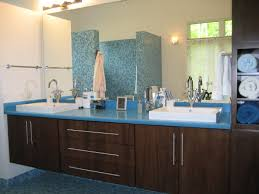 Custom Bathroom Vanity Cabinets by Custom Bathroom Vanity Cabinets Cabinets Floating Concrete Sink