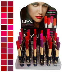 bridal makeup set nyn matte finish lipstick set of 24 pcs buy nyn matte finish