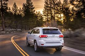 2016 jeep grand cherokee trailhawk 2017 jeep grand cherokee trailhawk and updated summit launch in