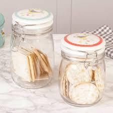 cabinet blue kitchen storage the best kitchen canisters ideas