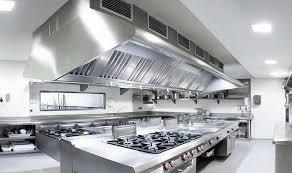 hottes de cuisine design hotte cuisine professionnelle sans extraction