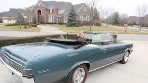 convertible for sale 1965 pontiac gto convertible car for sale in mi