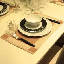 dining table decoration table decoration creative diy denim table placemats as dining table
